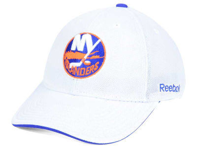 New York Islanders Reebok NHL Team Logo Flex Cap