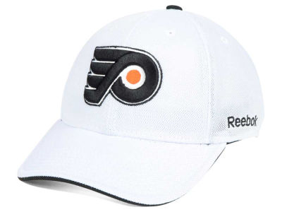 Philadelphia Flyers Reebok NHL Team Logo Flex Cap