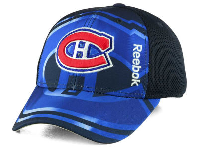 Montreal Canadiens Reebok NHL 2nd Season Flex Cap