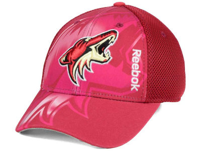 Arizona Coyotes Reebok NHL 2nd Season Flex Cap