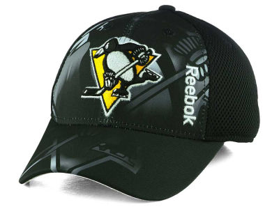 Pittsburgh Penguins Reebok NHL 2nd Season Flex Cap