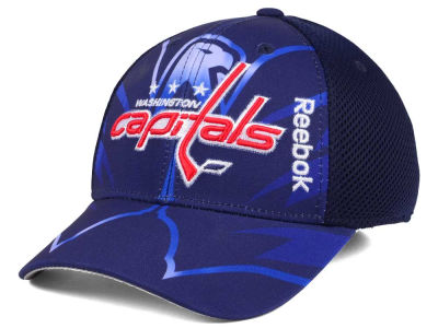 Washington Capitals Reebok NHL 2nd Season Flex Cap