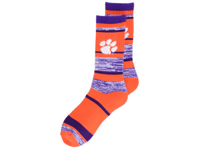 Clemson Tigers RMC Stripe Socks