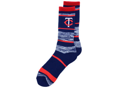 Minnesota Twins For Bare Feet RMC Stripe Socks