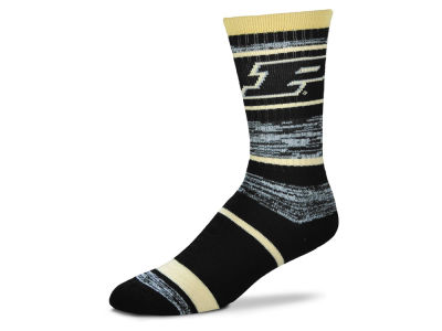 Purdue Boilermakers RMC Stripe Socks