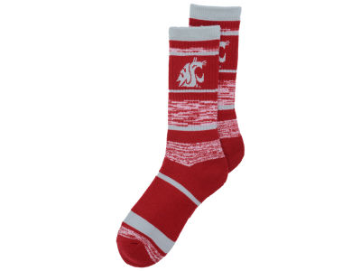 Washington State Cougars RMC Stripe Socks