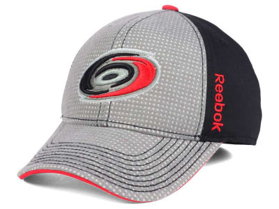 Carolina Hurricanes Reebok 2016 NHL Travel and Training Flex Cap