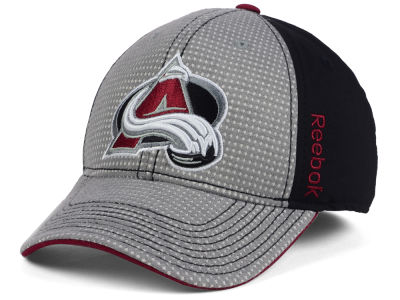 Colorado Avalanche Reebok 2016 NHL Travel and Training Flex Cap