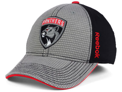 Florida Panthers Reebok 2016 NHL Travel and Training Flex Cap