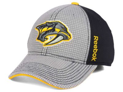 Nashville Predators Reebok 2016 NHL Travel and Training Flex Cap