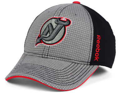New Jersey Devils Reebok 2016 NHL Travel and Training Flex Cap