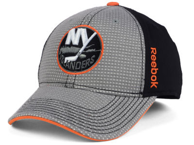 New York Islanders Reebok 2016 NHL Travel and Training Flex Cap