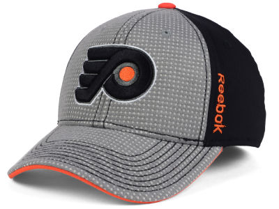 Philadelphia Flyers Reebok 2016 NHL Travel and Training Flex Cap