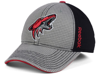 Arizona Coyotes Reebok 2016 NHL Travel and Training Flex Cap