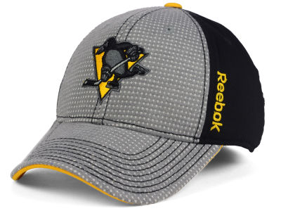 Pittsburgh Penguins Reebok 2016 NHL Travel and Training Flex Cap