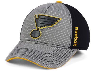 St. Louis Blues Reebok 2016 NHL Travel and Training Flex Cap
