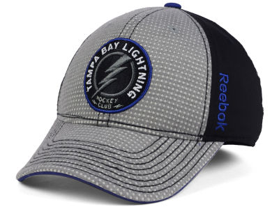 Tampa Bay Lightning Reebok 2016 NHL Travel and Training Flex Cap