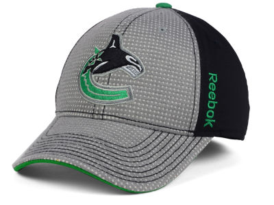 Vancouver Canucks Reebok 2016 NHL Travel and Training Flex Cap
