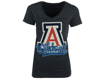 Arizona Wildcats NCAA Women's Sim Glitter T-Shirt