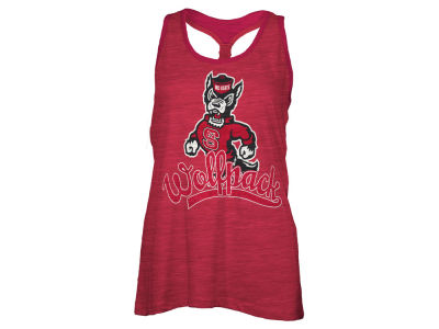 North Carolina State Wolfpack NCAA Women's Sim Melange Tank