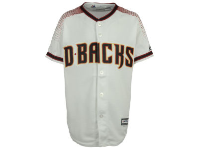 Arizona Diamondbacks Majestic MLB Youth Blank Replica Jersey