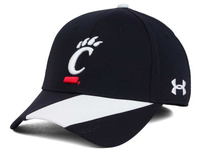 Cincinnati Bearcats NCAA Renegade Accent Stretch Cap