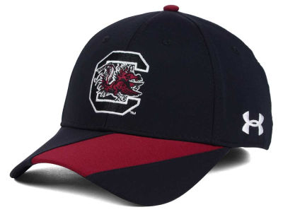 South Carolina Gamecocks NCAA Renegade Accent Stretch Cap