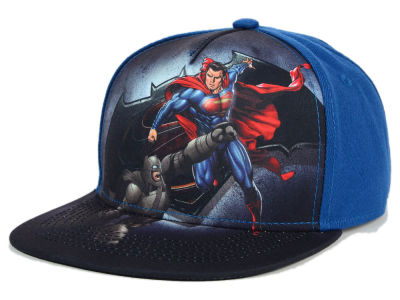 DC Comics Punch Snapback Hat