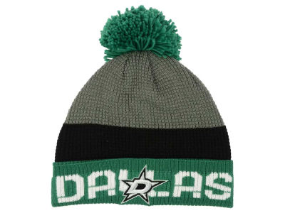 Dallas Stars Reebok NHL Pom Knit