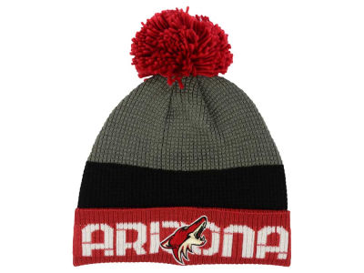 Arizona Coyotes Reebok NHL Pom Knit
