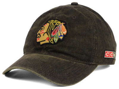 Chicago Blackhawks Reebok NHL Easy Adjustable Cap