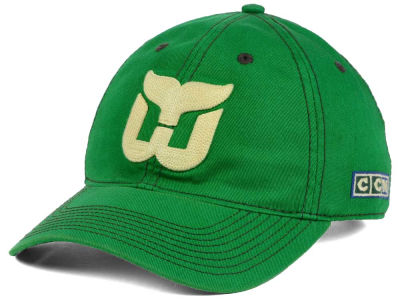 Hartford Whalers Reebok NHL Easy Adjustable Cap
