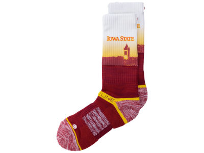 Iowa State Cyclones NCAA Strideline Crew Socks