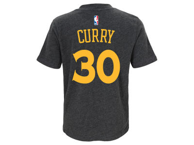 Golden State Warriors Stephen Curry adidas NBA Youth Filipino Player T-Shirt