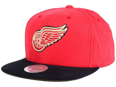 Detroit Red Wings NHL Sandy Snapback Cap