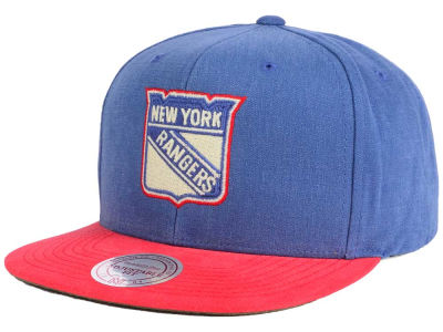 New York Rangers NHL Sandy Snapback Cap