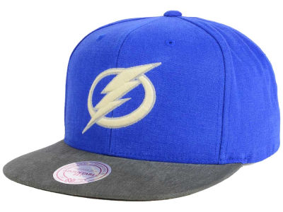 Tampa Bay Lightning NHL Sandy Snapback Cap
