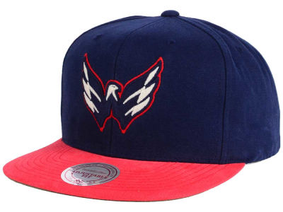 Washington Capitals NHL Sandy Snapback Cap