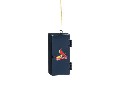 St. Louis Cardinals Memory Company Sports Locker Ornament