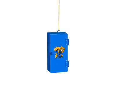 Kentucky Wildcats Sports Locker Ornament