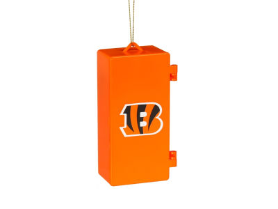 Cincinnati Bengals Sports Locker Ornament