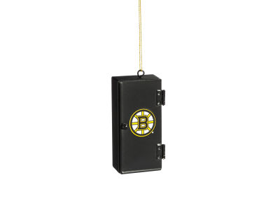 Boston Bruins Sports Locker Ornament