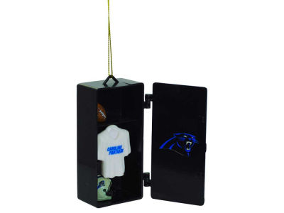 Carolina Panthers Sports Locker Ornament