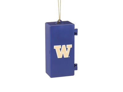 Washington Huskies Sports Locker Ornament