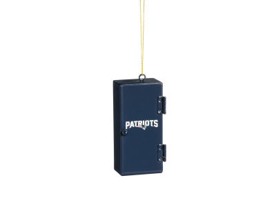 New England Patriots Sports Locker Ornament