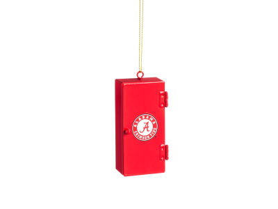 Alabama Crimson Tide Sports Locker Ornament
