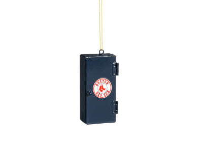 Boston Red Sox Sports Locker Ornament