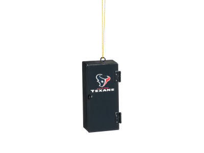 Houston Texans Sports Locker Ornament