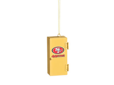 San Francisco 49ers Sports Locker Ornament
