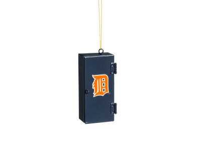 Detroit Tigers Sports Locker Ornament